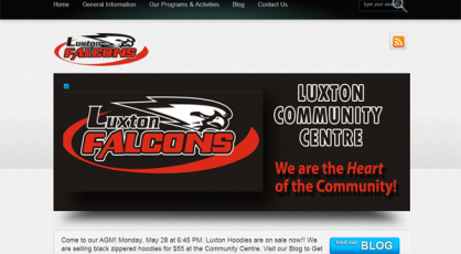Luxton Community Centre based in Winnipeg, Manitoba