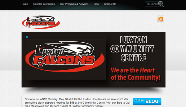 Luxton Community Centre based in Winnipeg, Manitoba